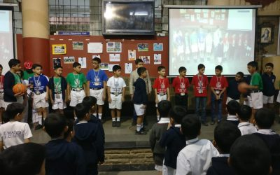 SPECIAL ASSEMBLY (CLASS 4-1)