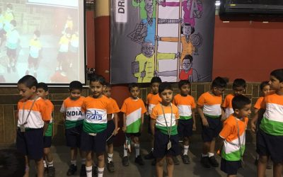 Class 1-1 Special Assembly