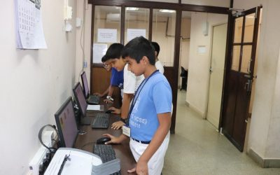 Election for the post of SCHOOL CAPTAIN and SCHOOL VICE CAPTAIN