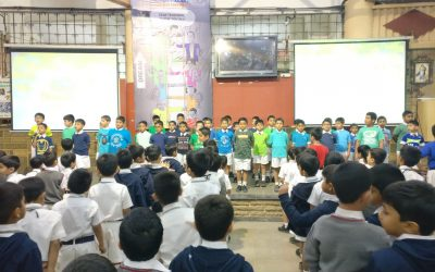 Class 2-2 Special Assembly