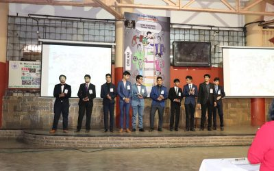 REPORT ON THE FAREWELL PROGRAMME FOR CLASS 10 (Batch of 2019)