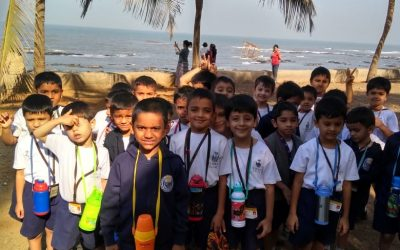 Field trip to the Mahindra Park – Breach Candy