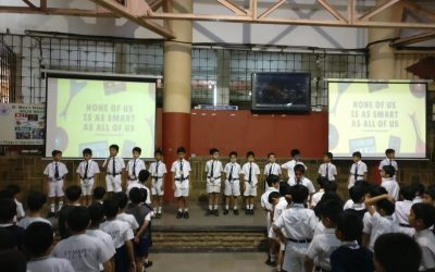 Class 2-3 Special Assembly