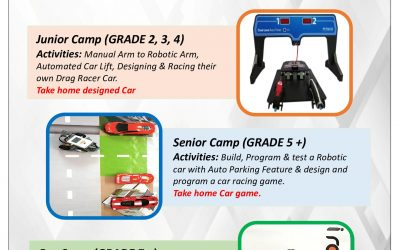 A one of its kind summer camp  (Young Engineer 2019)