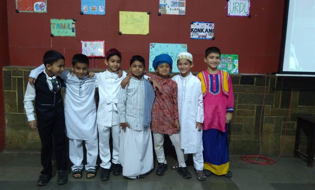 SPECIAL ASSEMBLY (CLASS 3-1)