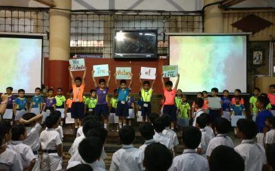 Morning Assembly (Class 1-2)