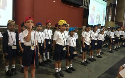 Report of Special Assembly (Class 1-1)