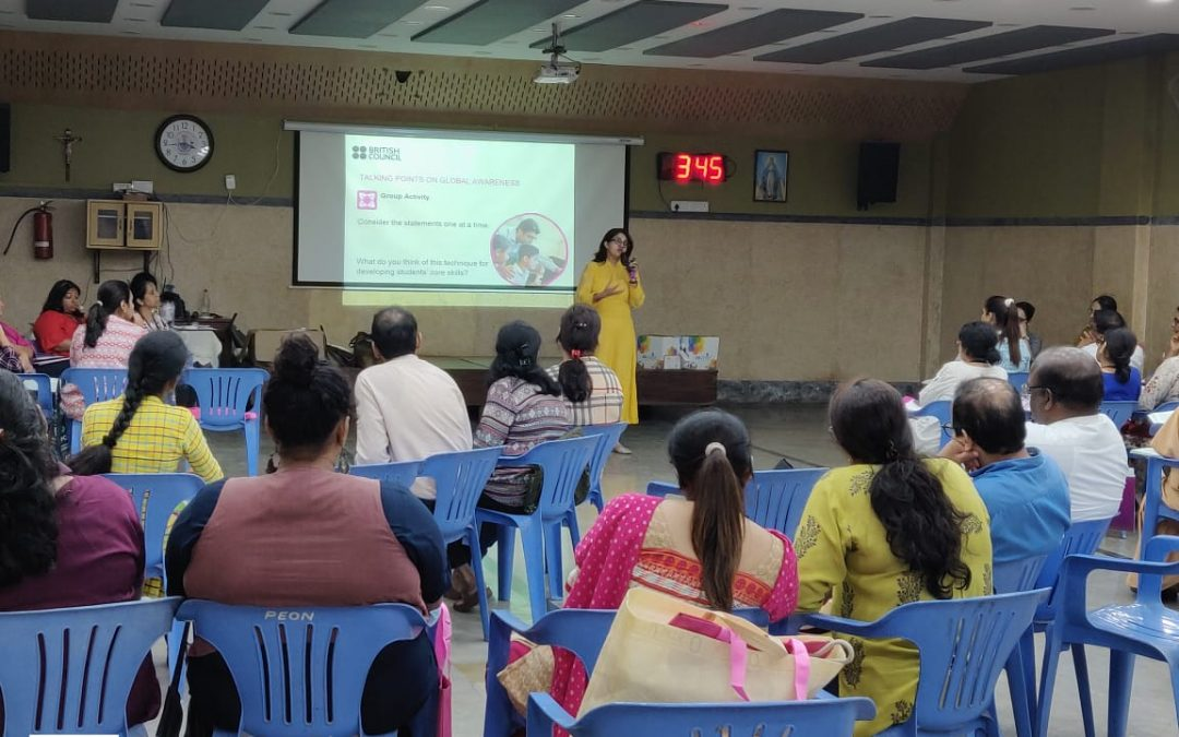Core Skills Workshop conducted by the British Council