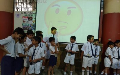 Special Assembly (Class 1-3)
