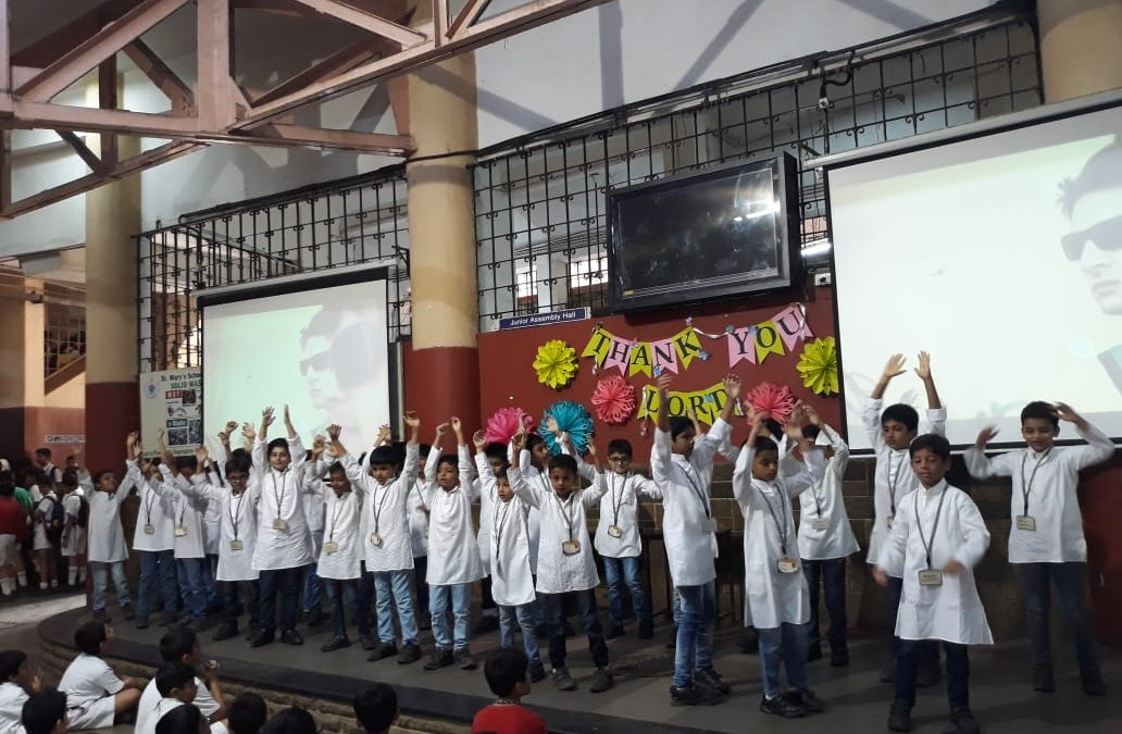 Special Assembly (Class 2-3)