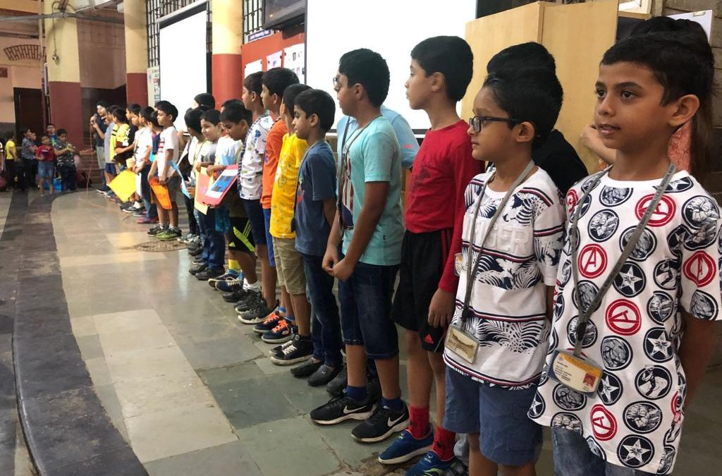 Class 4-2 Assembly On friendship