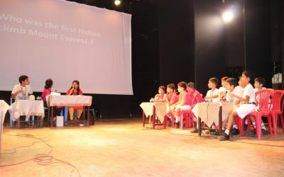 INTER-HOUSE QUIZ COMPETITION – CLASSES 5 AND 6.