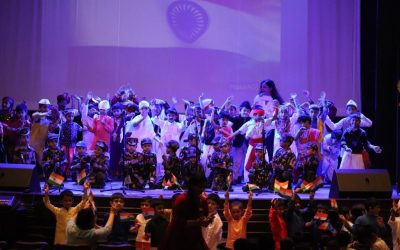 PRE-PRIMARY INDEPENDENCE DAY CELEBRATION