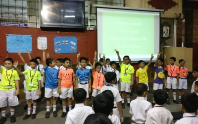 Special Assembly (Class 2-2)