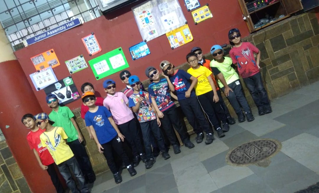 Class 3-2 Special Assembly