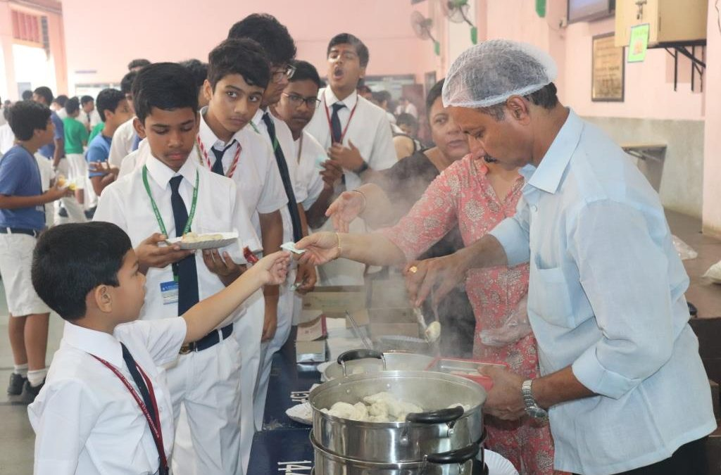 Canteen day (Classes 7 & 8)