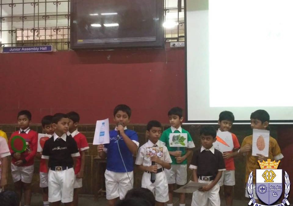 (Class 2-3) Special Assembly