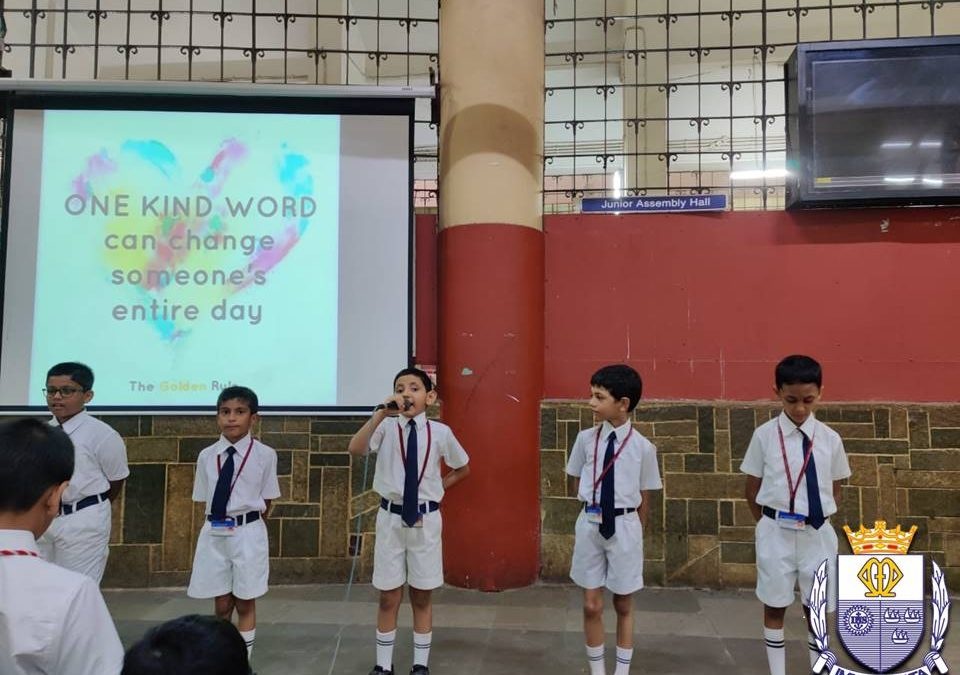 (Class 2-2) Special Assembly