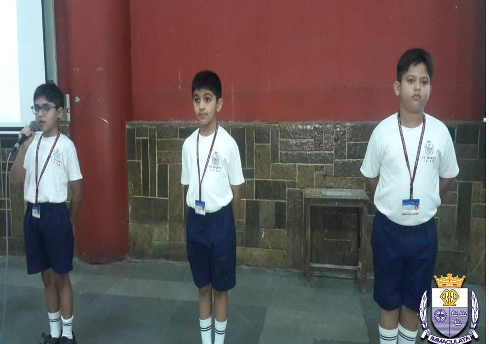 Class 3-2 (Special Assembly)