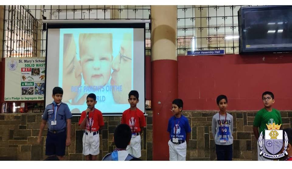 Special Assembly (Class 4-3)