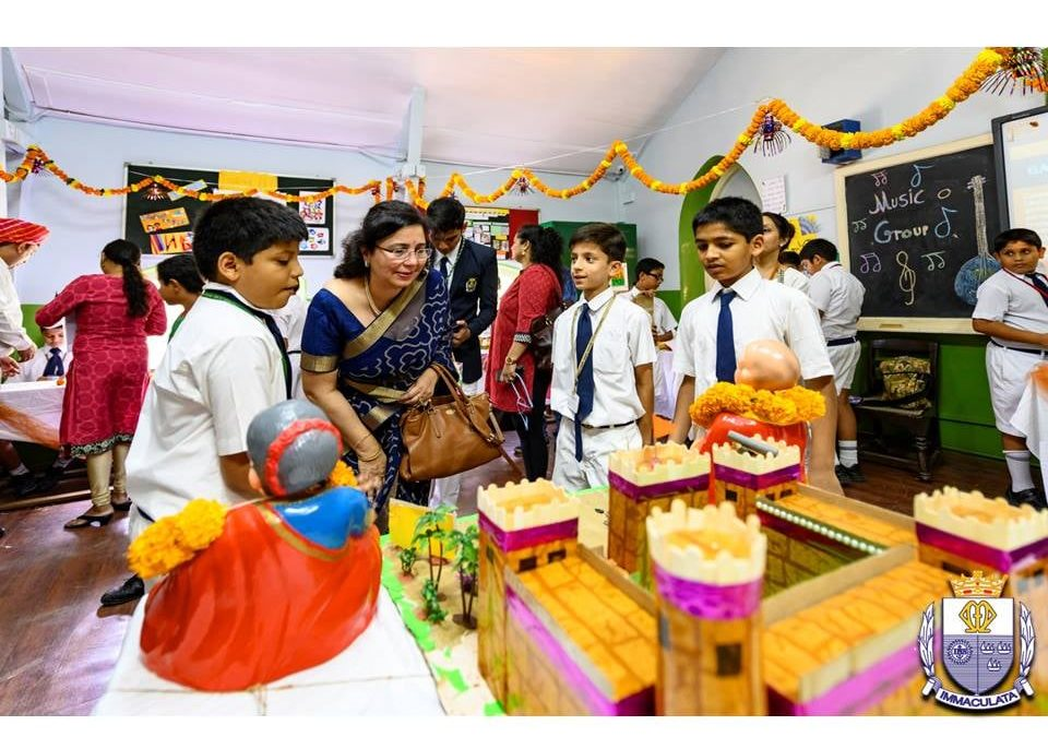 Annual School Exhibition Report 2019