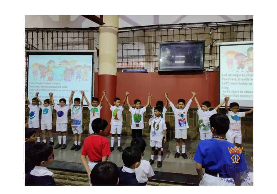 'Nature Conservation' Class 2-2 Assembly