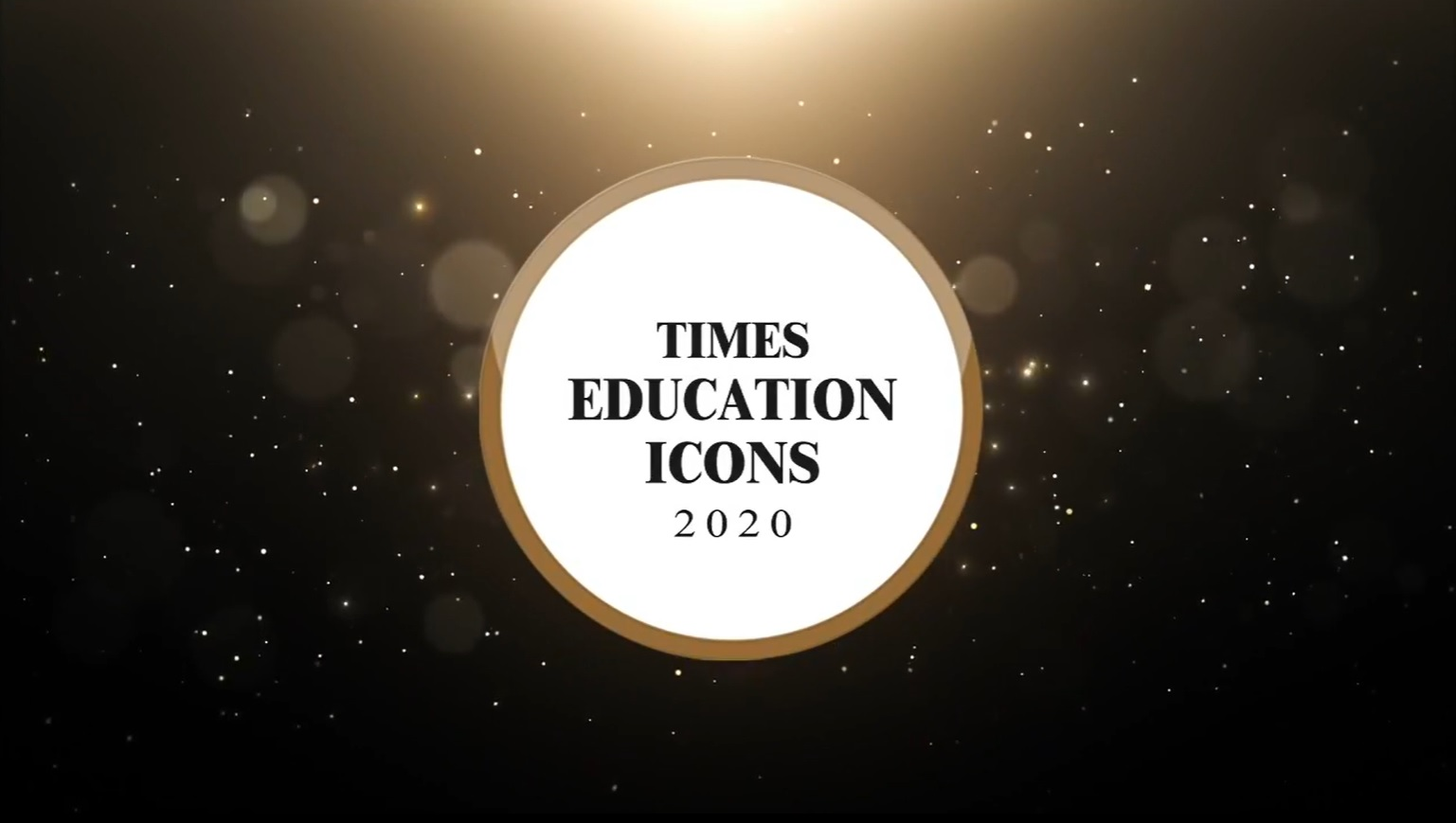 4th Edition Of Times Education Icon Awards.